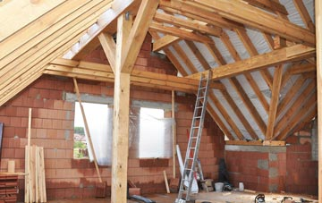 Rapness attic trusses