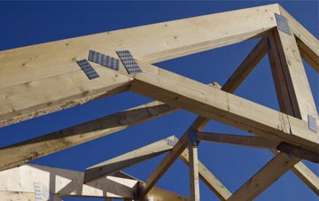 Rapness roof trusses for new builds and additions